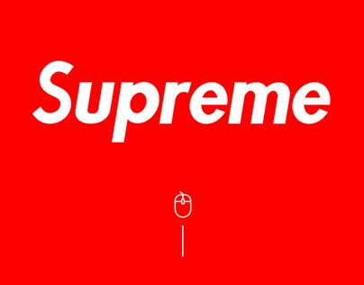 SUPREME | Wedesign