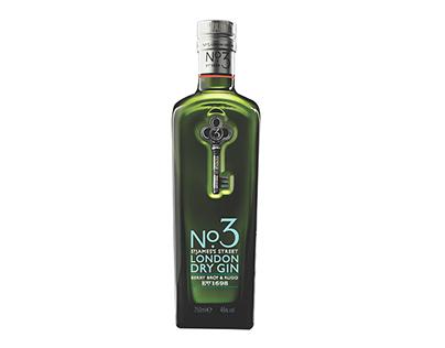Nº3 Gin Brand Book