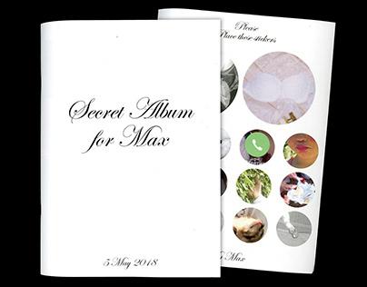 Secret Album for Max