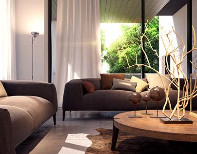 Red Sea Villa- Interior
