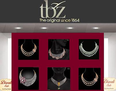 TBZ window display