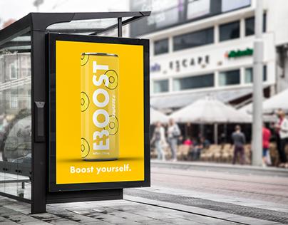 Eboost | Energy drink