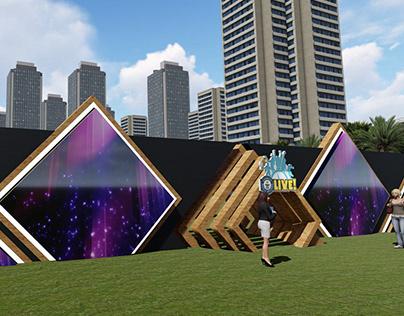 Live Event Concept