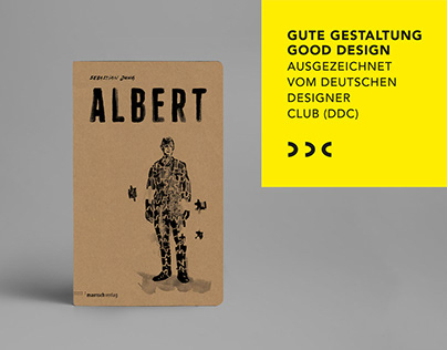 ALBERT (Graphic Novel)