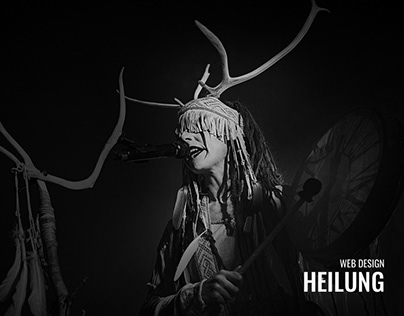Heilung (Website Proposal)