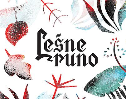 Leśne Runo - tea brand