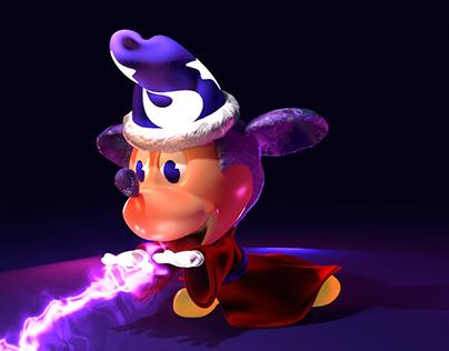 Mickey Wizard