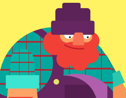 Character Design for Motion Graphics