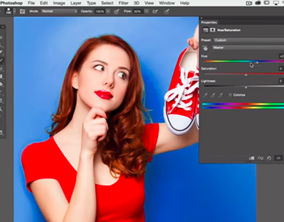 How To Cutout Product In Photoshop