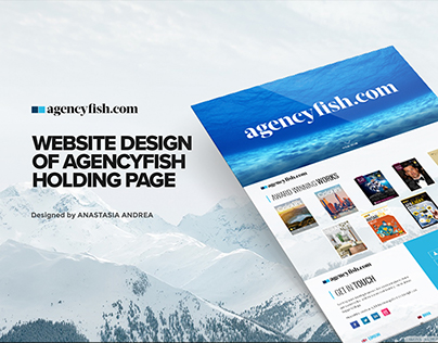 Agencyfish Holding Page