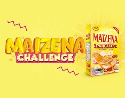 #MaizenaChallenge