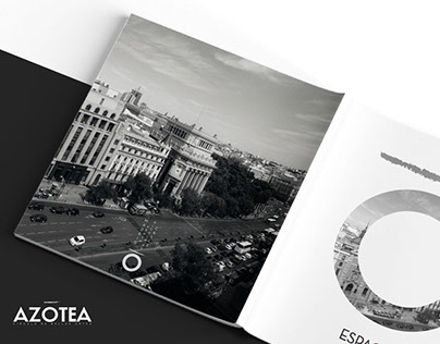 AZOTEA | Dossier de Espacios