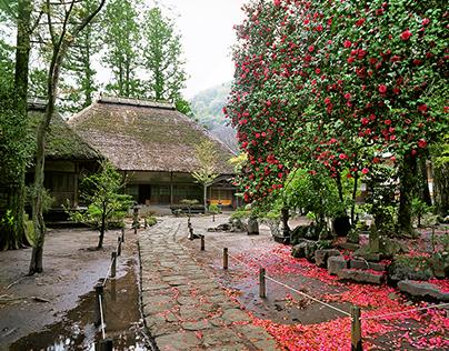 Landscape photography of Oita Japan #01
