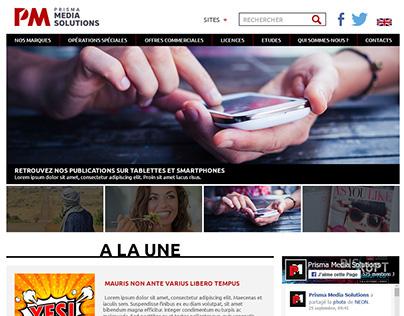 Prisma Media Solutions (Appel d'offre)