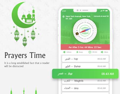 Prayer & Azan Time