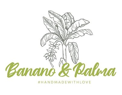 BANANO Y PALMA - BRANDING