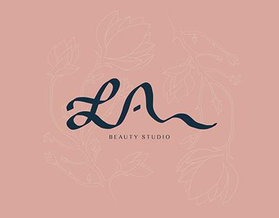 LAR logo branding