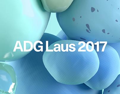 ADG Laus 2017 campaign