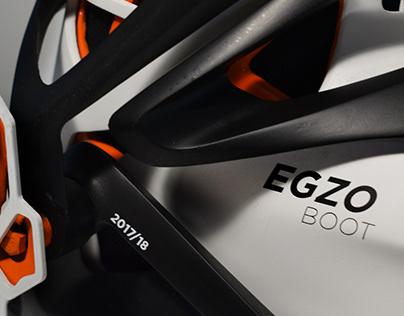 EGZO-ski boot