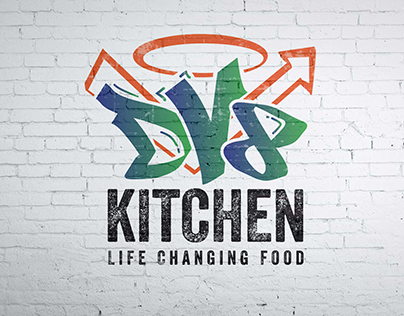 Branding | DV8 Kitchen