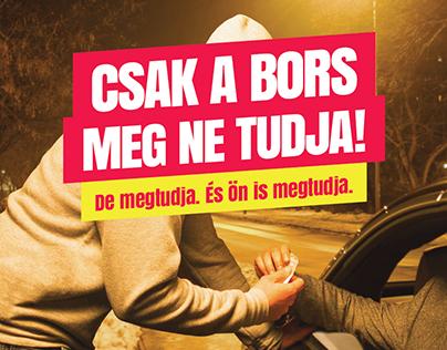 Bors Tabloid Campaign