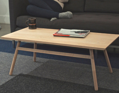 Meld Coffee Table