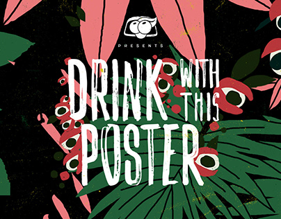 Drink with this Poster
