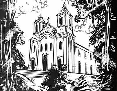 Cavernas de Laranjeiras   Book cover