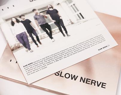 Music Album | SLOW NERVE