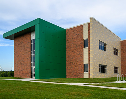 John Warner Middle School, Columbia, Missouri USA