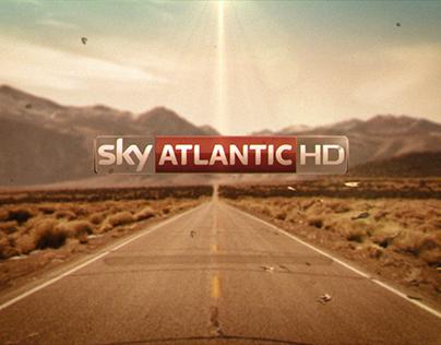 "Sky Atlantic ""Dramedy"" Ident"