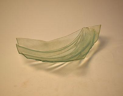 Slumping Glass Art