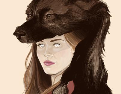 Various Teen Wolf Illustrations
