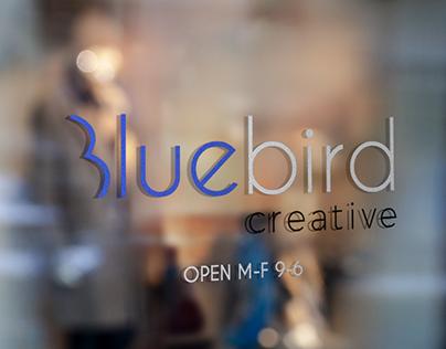 Brand Identity: Bluebird Creative