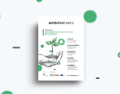 Ambilital Zero | Print Content Design