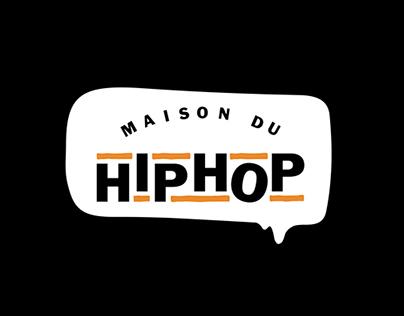 MAISON DU HIP-HOP