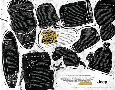 Jeep Newspaper ad