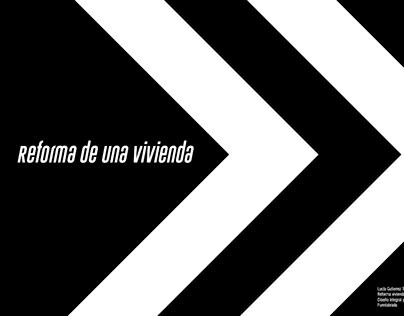 reforma de una vivienda//