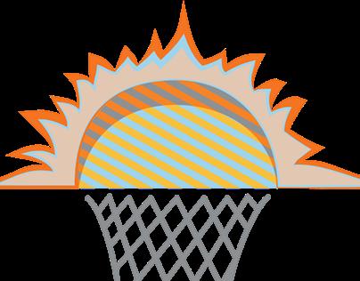 Tampa Bay Suns Branding