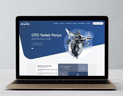 Dinamik UI & UX Design