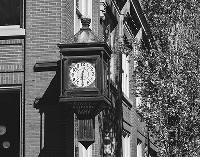 Patina of Time