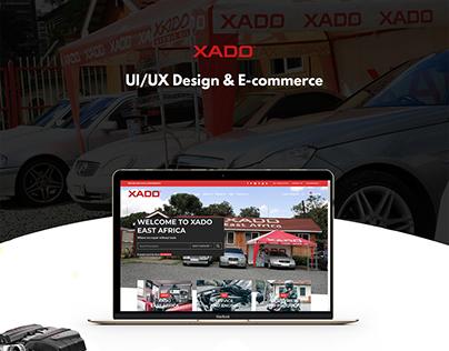 XADO East Africa Website