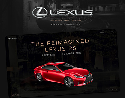 Lexus premiere
