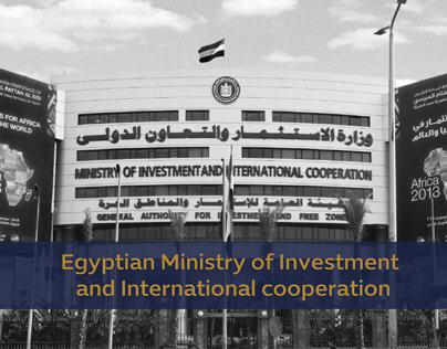 Egyptian Ministry of Investment Rebranding