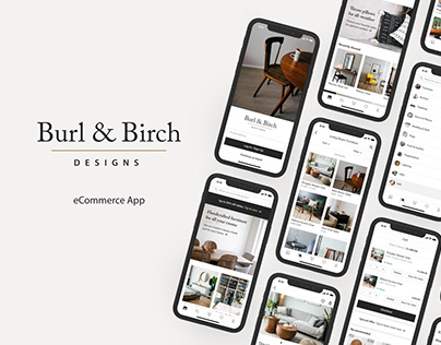 Burl & Birch - Quality Furniture and Home Goods