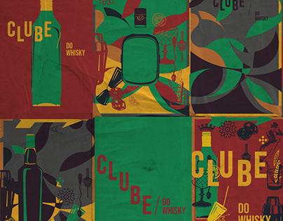 Clube do Whisky para Diageo