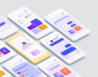 Taddrees App