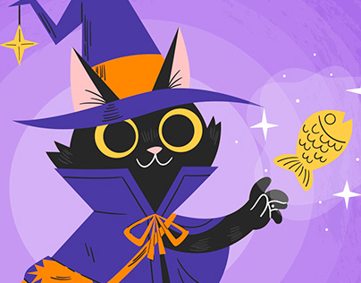 Freepik's Halloween Characters Collection 2