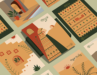 Printed posters (Graduation project Vol.2)
