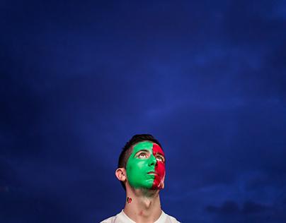 Faces of UEFA Euro 2016